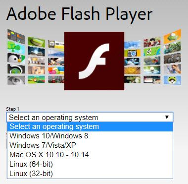 download adobe flash mac